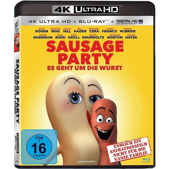 Sausage Party - Es geht um die Wurst (4K Ultra HD, IT, ES, PT, TH, DE, EN, FR)