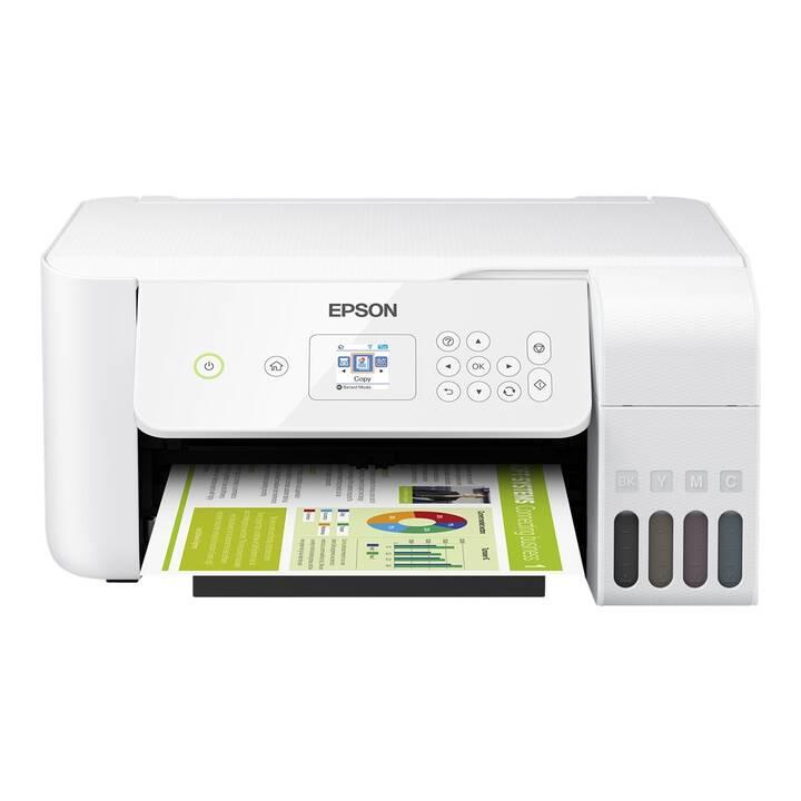 EPSON EcoTank ET-2726 (Couleur, Wi-Fi)