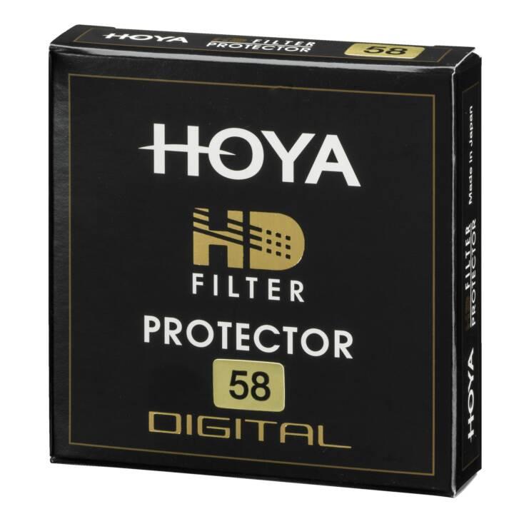 HOYA HD Protector Schutzfilter, 58 mm