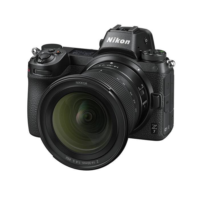 NIKON Z7 + NIKKOR Z 14–30 mm 1:4 S Kit (45.7 MP, WLAN)