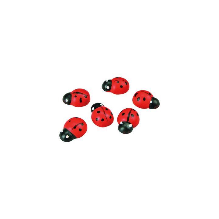 STAFIL Piccole parti (Rosso, Nero, Legno)
