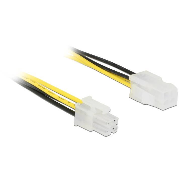 DELOCK Câble de connexion (4 Pin, 50 cm)