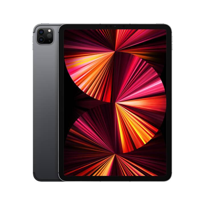 """APPLE iPad Pro 2021 WiFi + LTE (11"""", 128 GB, Space Grau)"""