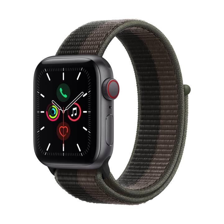 APPLE Watch SE GPS + Cellular (40 mm, Aluminium, GPS)