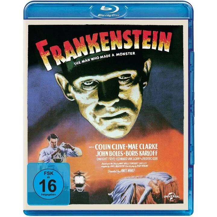 Frankenstein (ES, IT, DE, EN, FR)