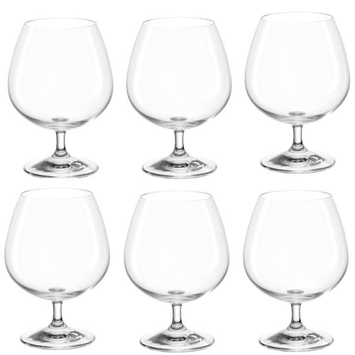 MONTANA Brandy glass Pure 520 ml, 6 pezzi