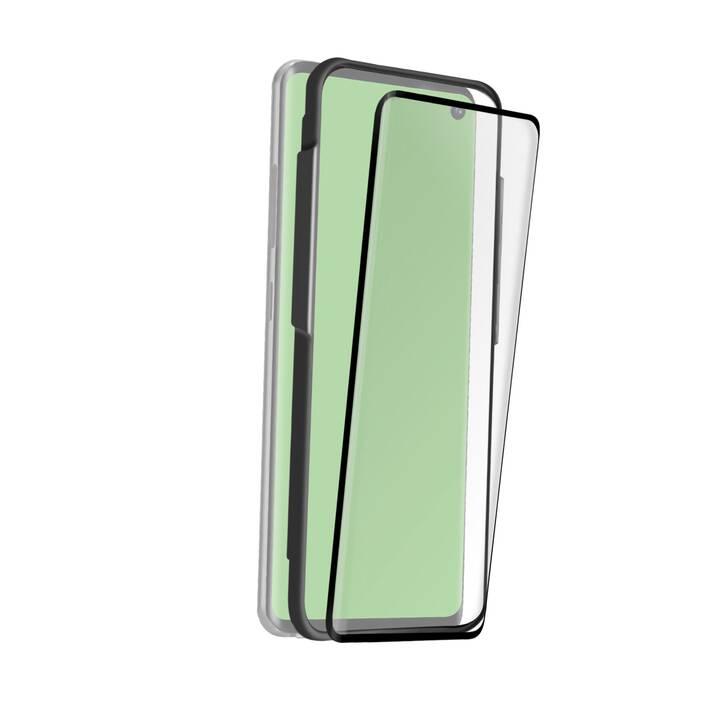 SBS Displayschutzglas Samsung Galaxy S10 (Klar)