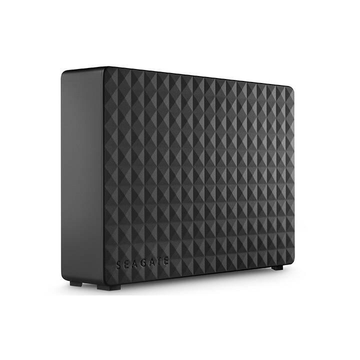 SEAGATE STEB8000402 (USB 3.0, 8000 GB, Schwarz)
