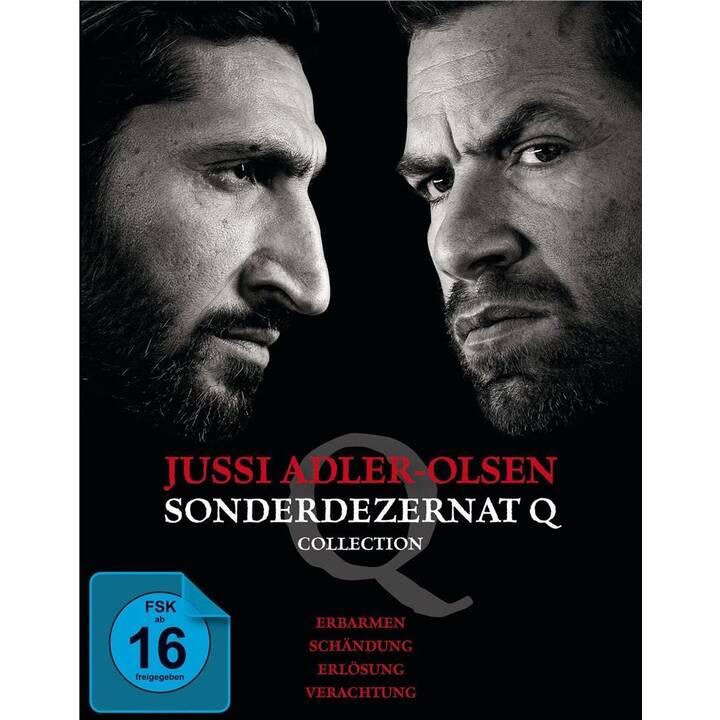 Jussi Adler-Olsen - Sonderdezernat Q (DA, DE)