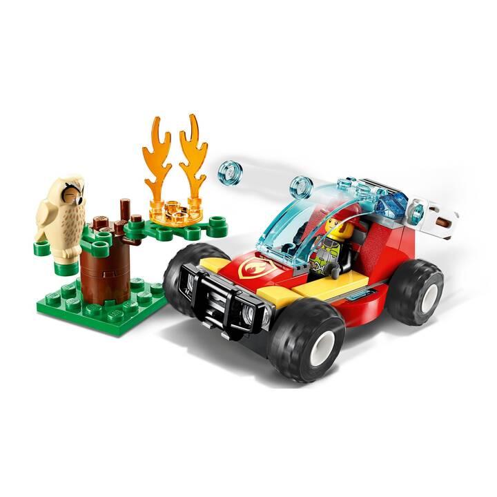 LEGO City Le feu de forêt (60247)