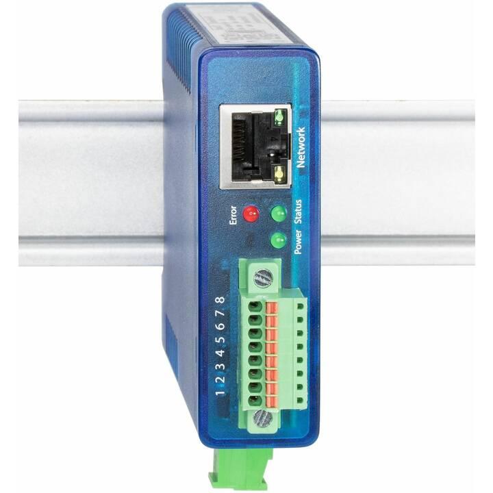W&T Interfacce e moduli I/O 4.0 Analog 0-10V (Ethernet)