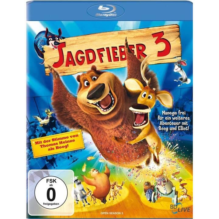 Jagdfieber 3 (AR, DE, NL, EN, TR, FR)