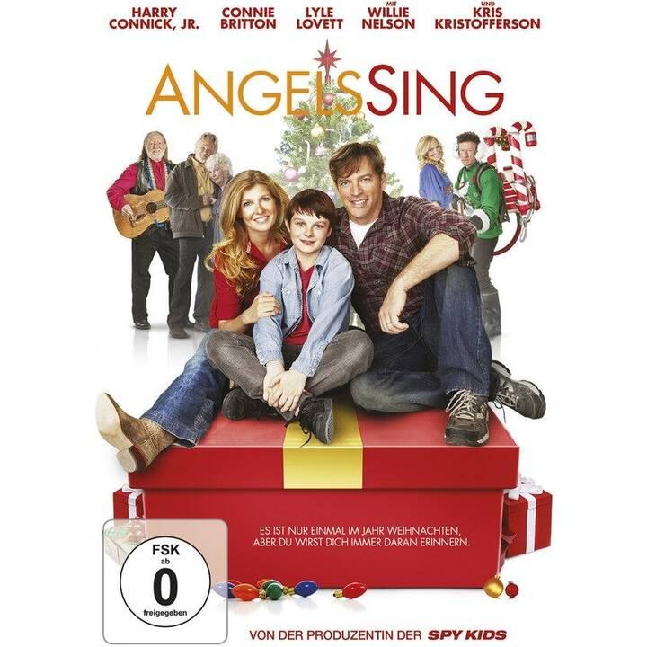 Angels Sing (EN, IT, DE)