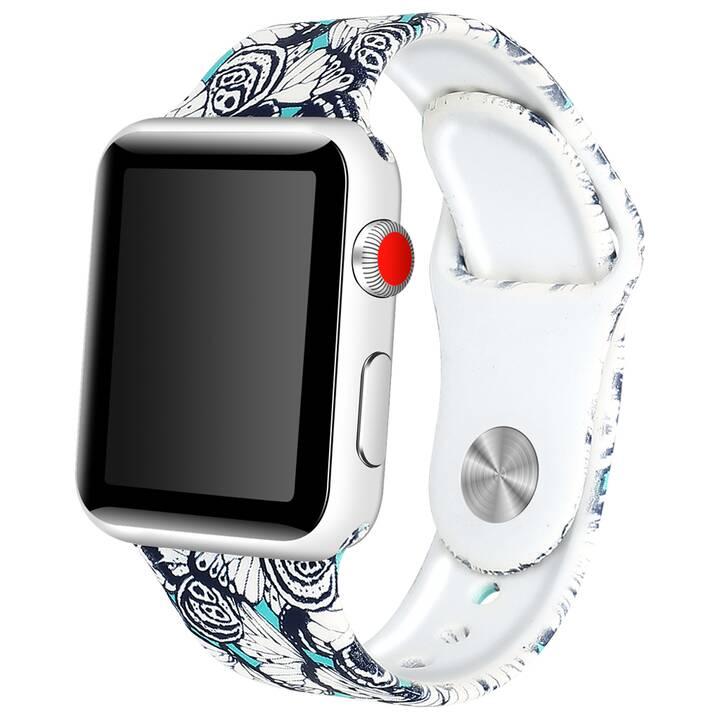 EG MTT cinturino per Apple Watch 38 mm / 40 mm - blu