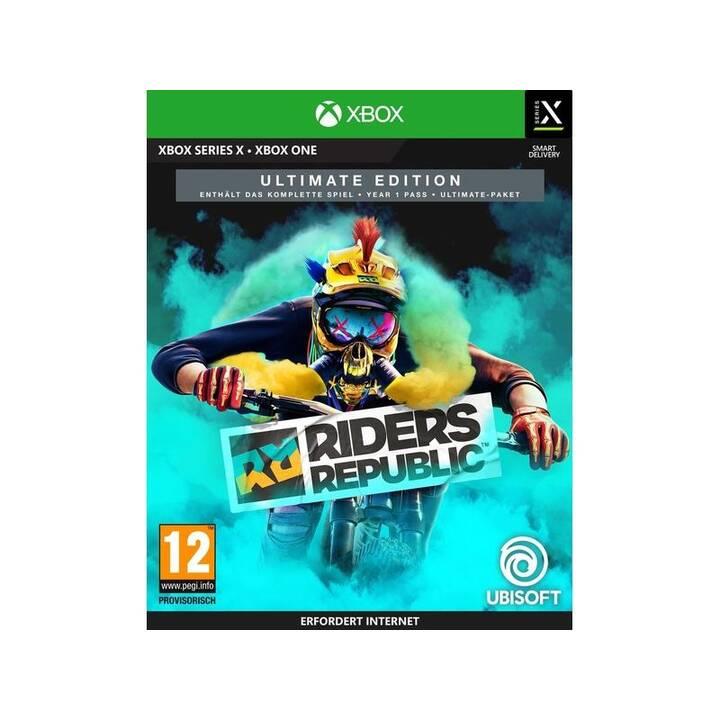 Riders Republic - Ultimate Edition (DE, FR, IT)