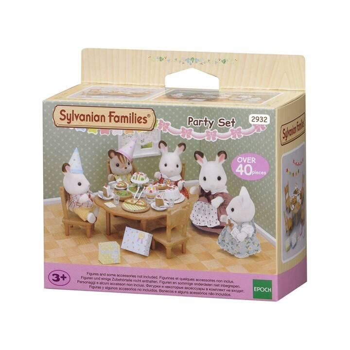 SYLVANIAN FAMILIES Party-Set