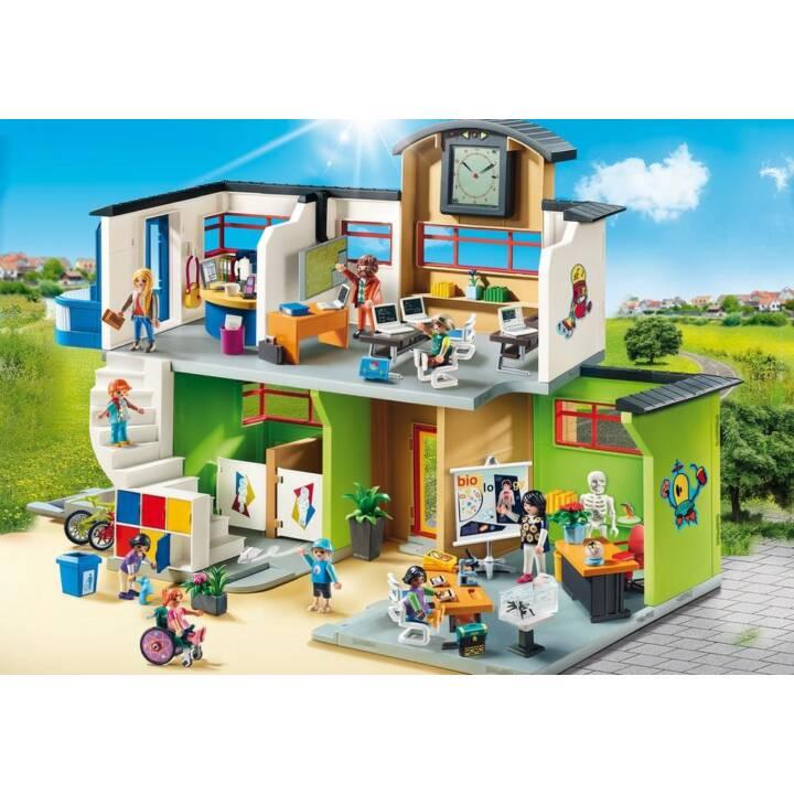 PLAYMOBIL Grande école avec meubles (9453)