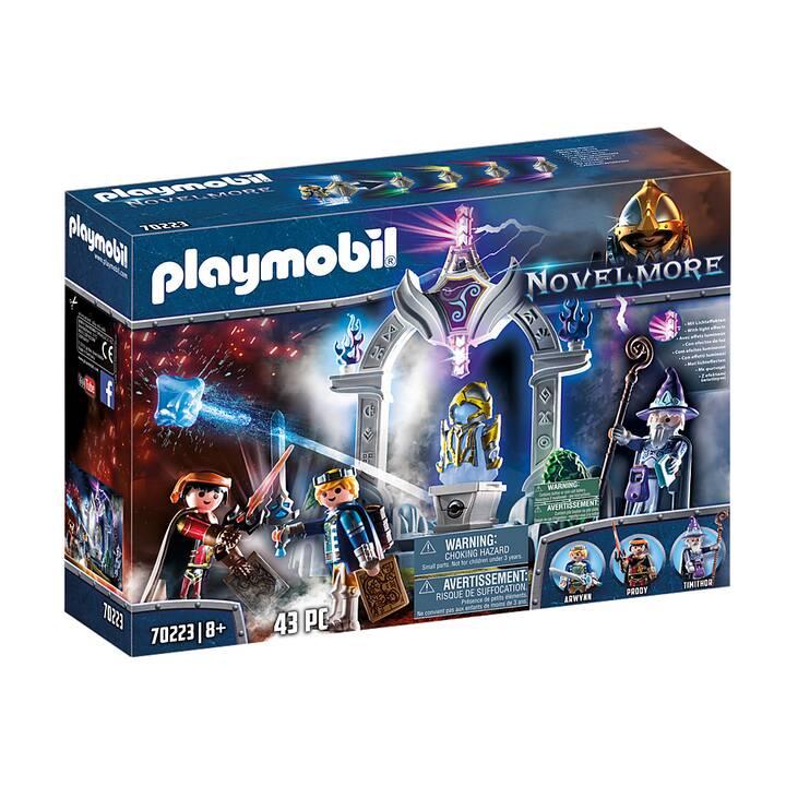 PLAYMOBIL Knights Portale del Tempo (70223)