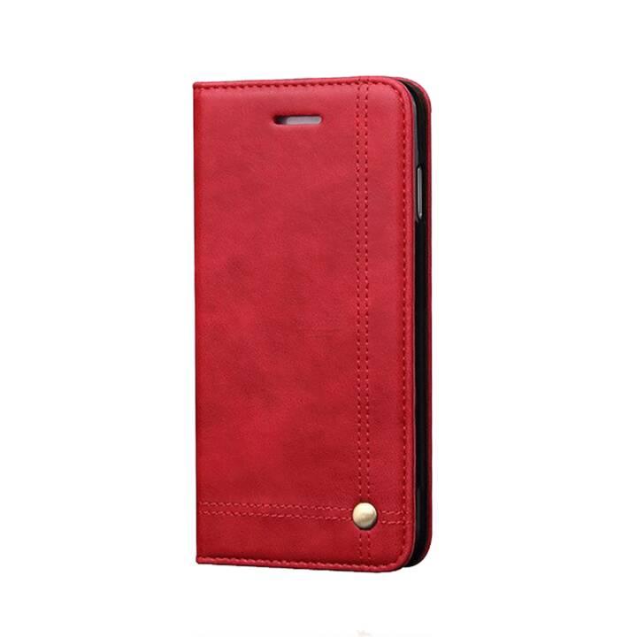 EG Mornrise Flipcover für Huawei P Smart 2019 (6.21 inch) - Rot