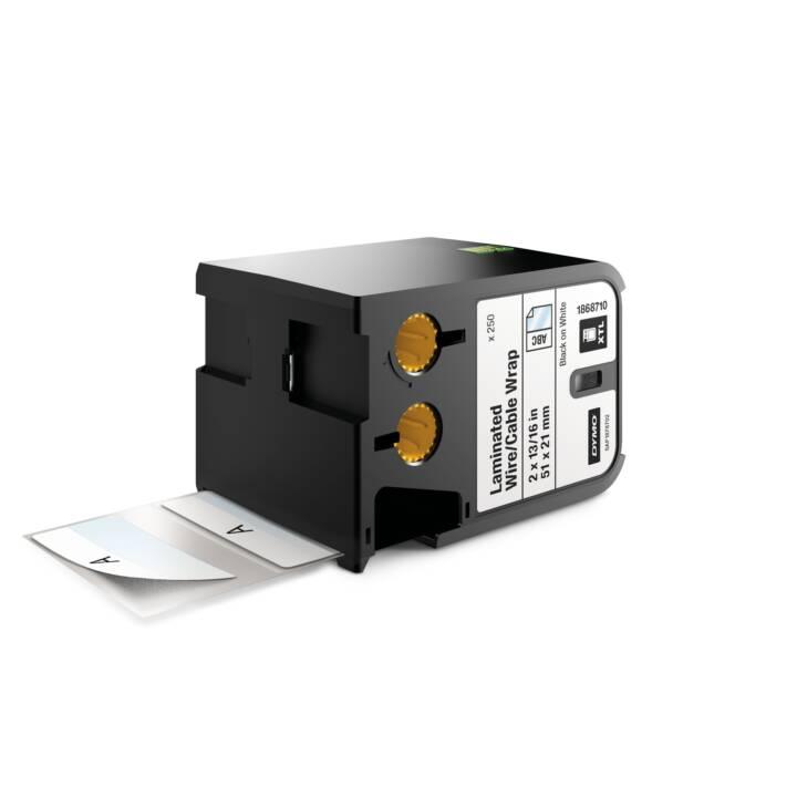 Etichette DYMO XTL poliestere 1868710, 51 x 21 mm