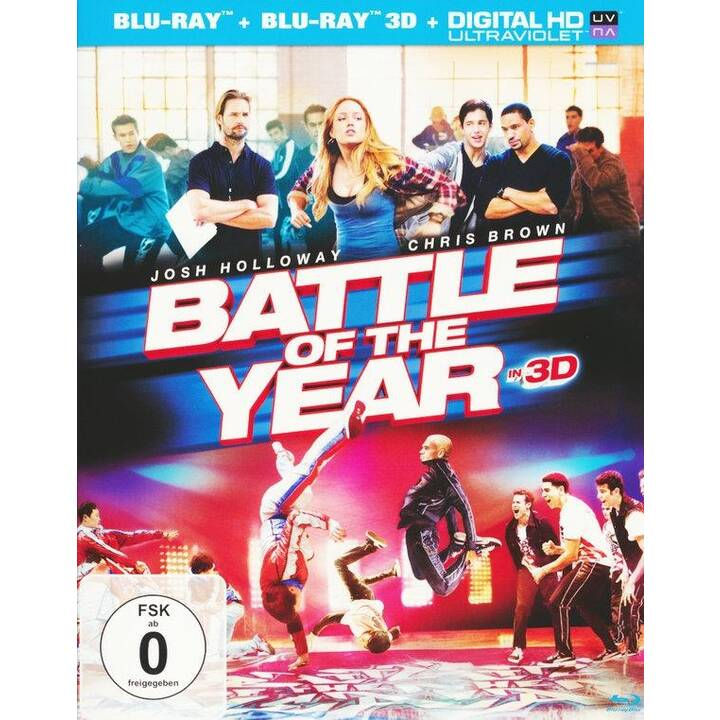 Battle of the Year (DE, ES, EN)
