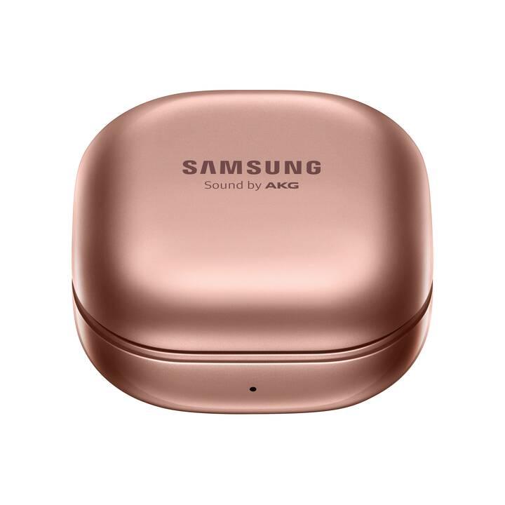 SAMSUNG Galaxy Buds Live (In-Ear, Bluetooth 5.0, Mystic Bronze)