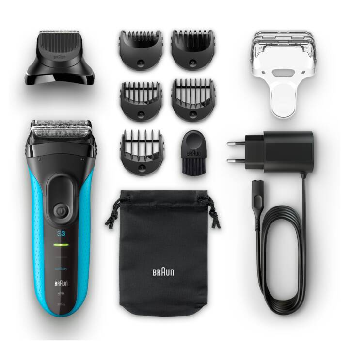 BRAUN Series 3 Shave&Style