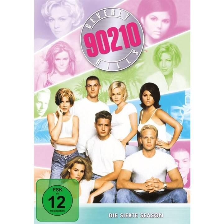 Beverly Hills 90210 Staffel 7 (DE, EN)
