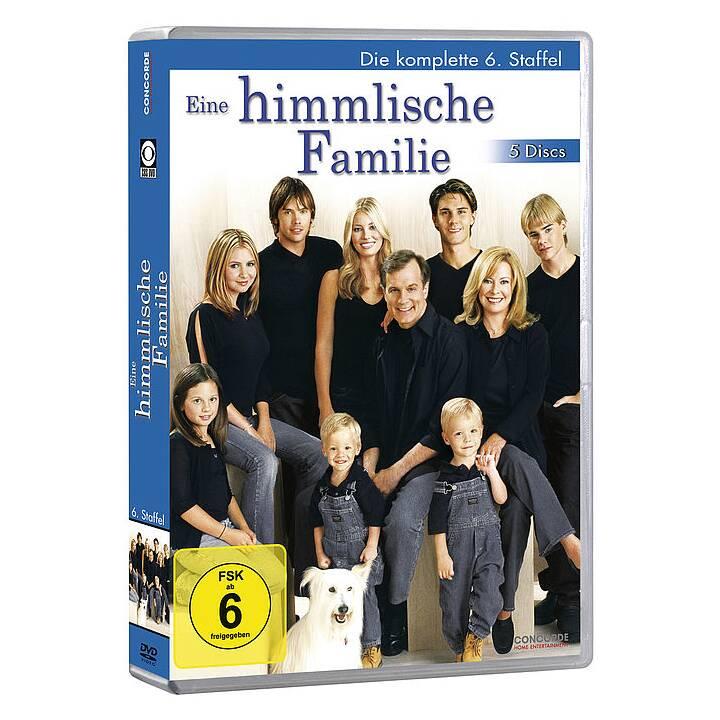 Eine himmlische Familie Stagione 6 (DE, EN)