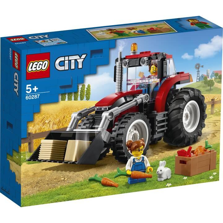 LEGO City Trattore (60287)