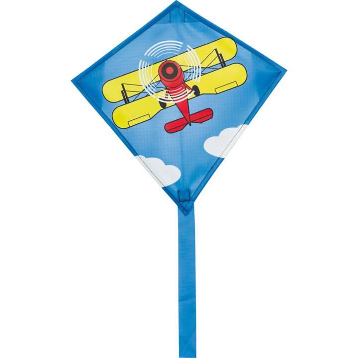 INVENTO-HQ acrobazia aquilone Mini-Eddy Biplane