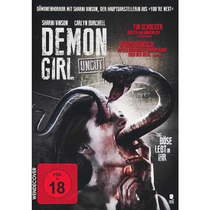 Demon Girl (DE, EN)