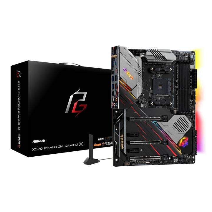 ASROCK X570 (AM4, AMD X570, ATX)