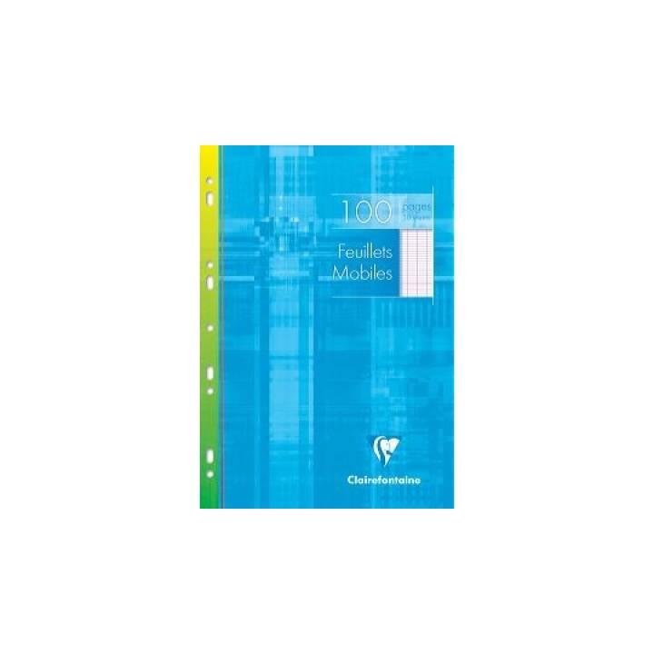 CLAIREFONTAINE Foglio di input séyès (A4, 50 pezzo)