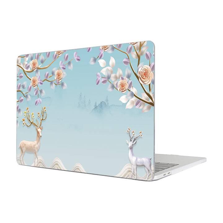 """EG MTT Housse pour Macbook 12"""" Retina (2015 - 2018) - Cerf"""