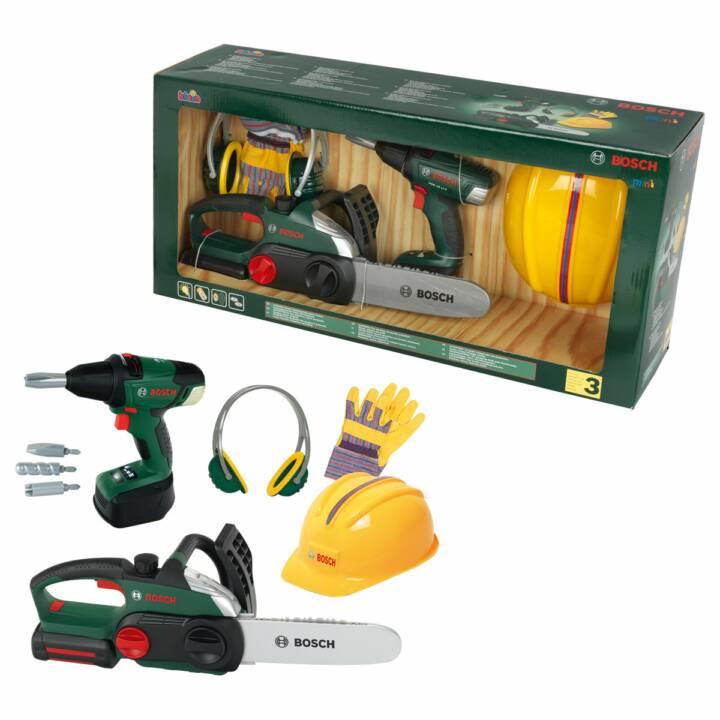 KLEIN-TOYS Builder Set Bosch