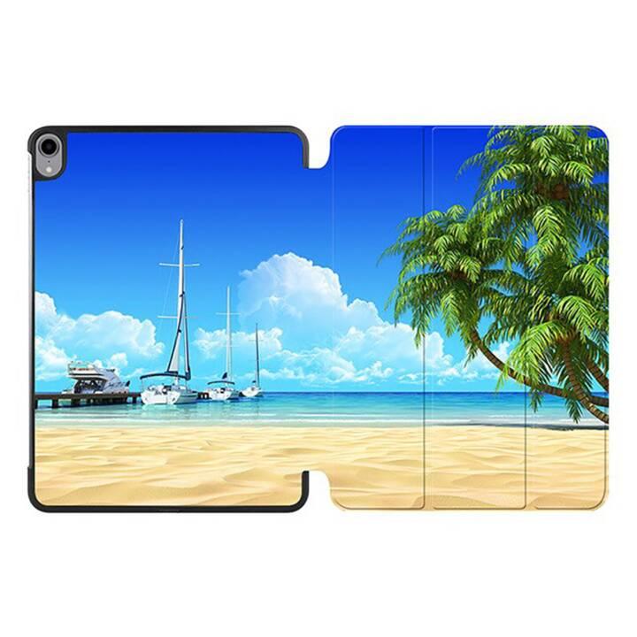 "EG MTT Custodia iPad per Apple iPad Pro 2018 11"" - Spiaggia"