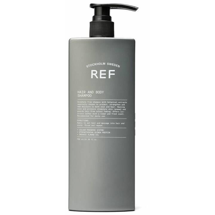 REF Hair & Body (0.75 l)