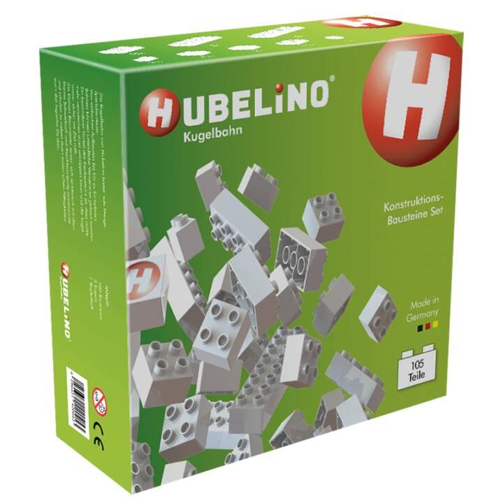 HUBELINO Kugelbahn Konstruktions-Bausteine-Set