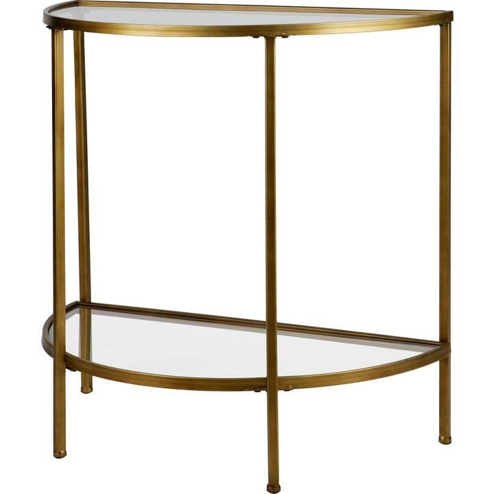MUTONI CASUAL Petite table Goddess (75 cm, Doré)