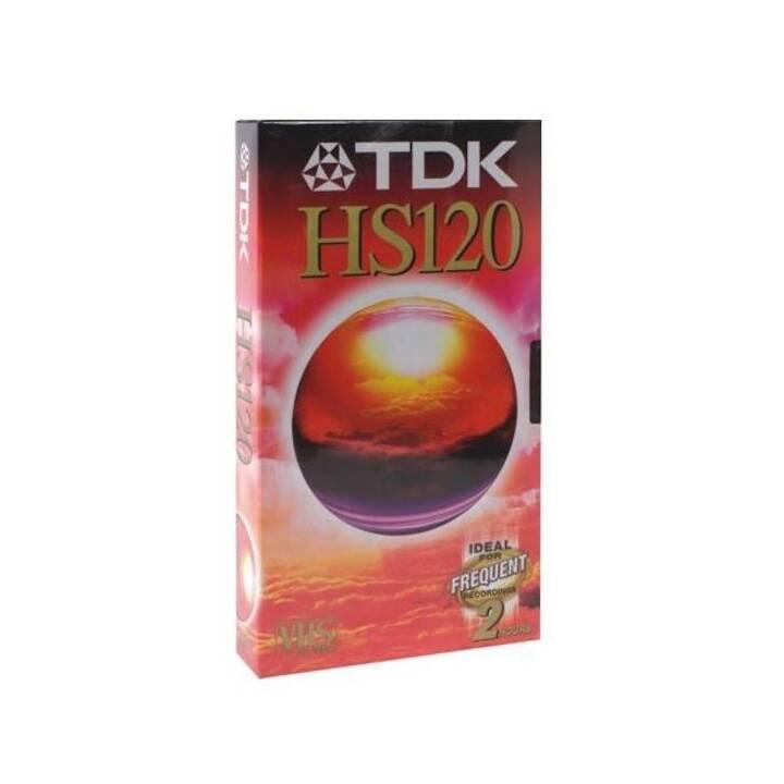Cassetta TDK VHS, 3x
