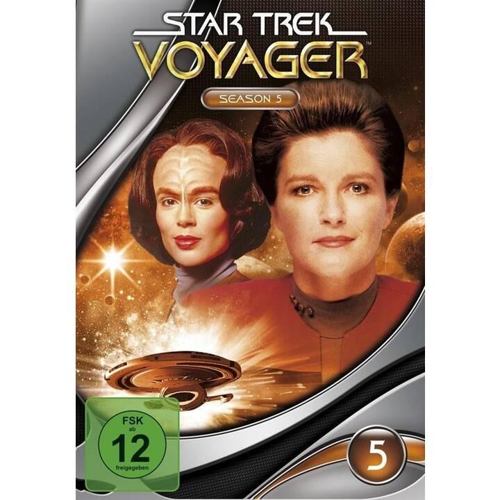 Star Trek - Voyager Staffel 5 (DE, EN, FR, IT, ES)
