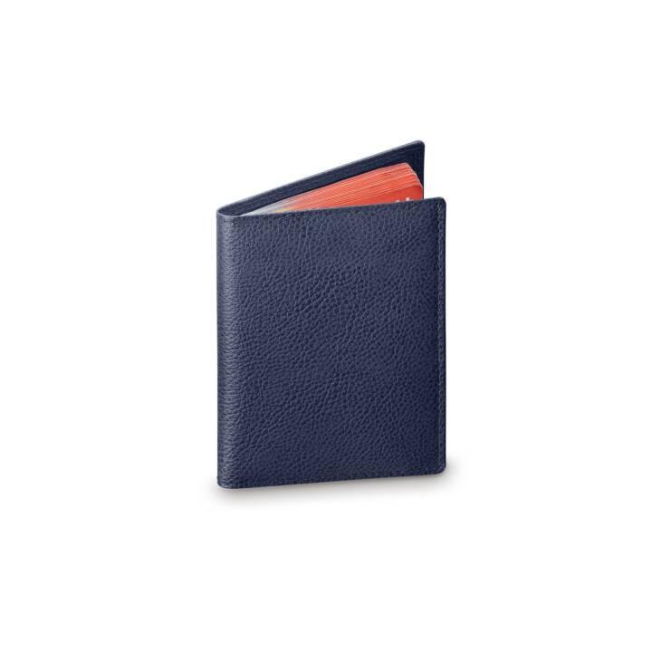 SWICURE Passport-Safe Portadocumenti (Blu)