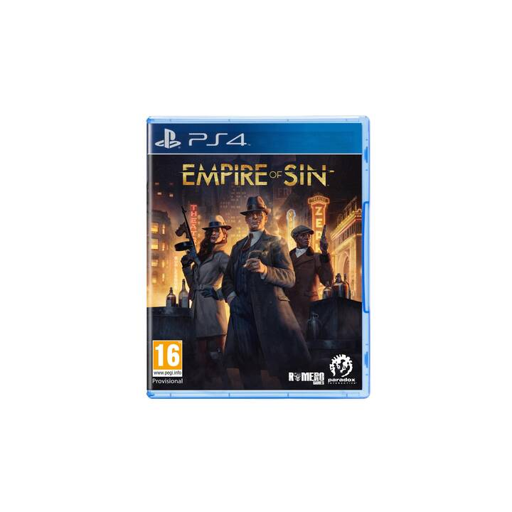 Empire of Sin - Day One Edition (DE)