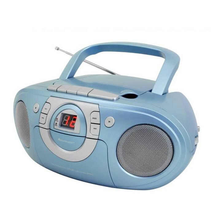 SOUNDMASTER SCD5100BL Boombox (Blu)