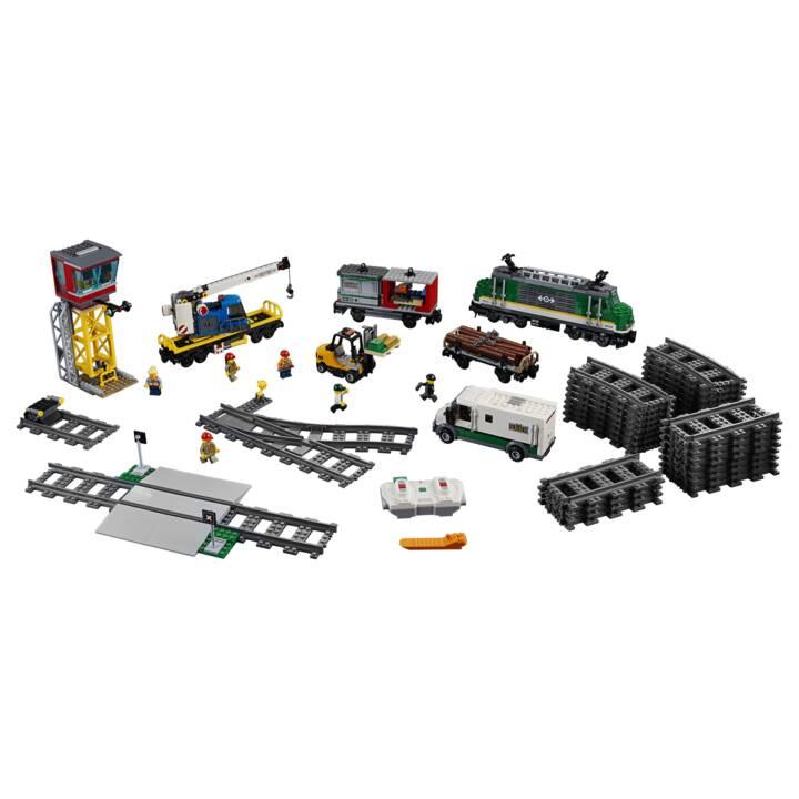 LEGO City Güterzug (60198)
