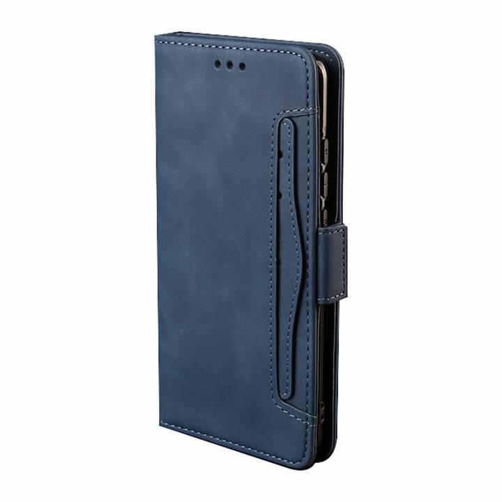 """EG Mornrise custodia a portafoglio per Samsung Galaxy S20 Ultra 6.9"""" 2020 - blu scuro"""