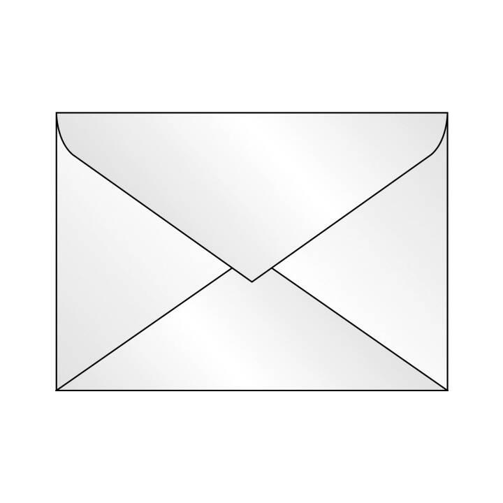 SIGEL Transparent C5 ohne Fenster - 25