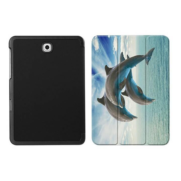 "EG MTT Custodia tablet per Samsung Galaxy Tab S2 8"" - Dolphin"