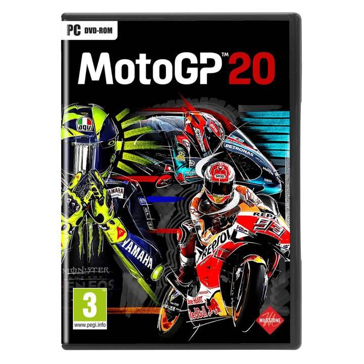 MotoGP 20 (DE, EN, FR, IT)